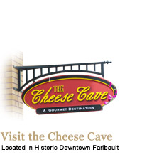 Visit the Cheese Cave